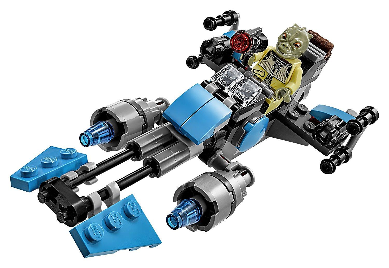 LEGO Star Wars 75167 - Bounty Hunter Speeder Bike Battle Pack