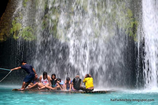 halfwhiteboy - kawasan falls, badian, cebu 12