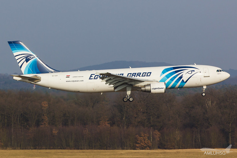 Egyptair Cargo - A306 - SU-GAY (2)