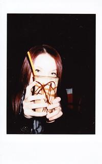 Marie can haz milkshake