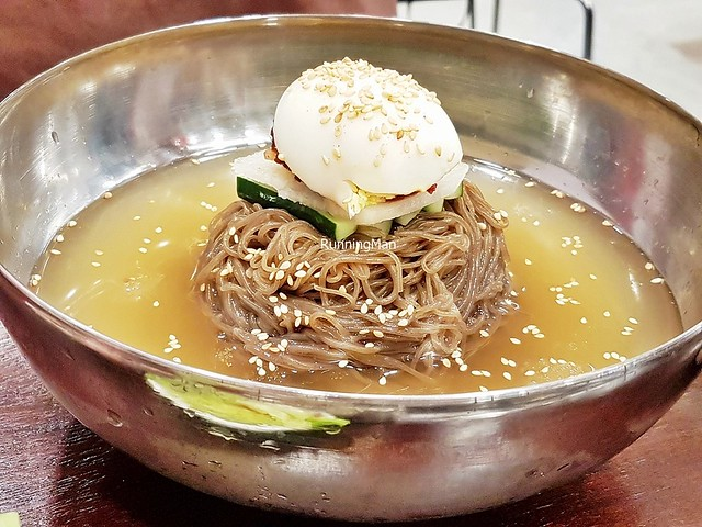 Naengmyeon / Cold Buckwheat Noodles
