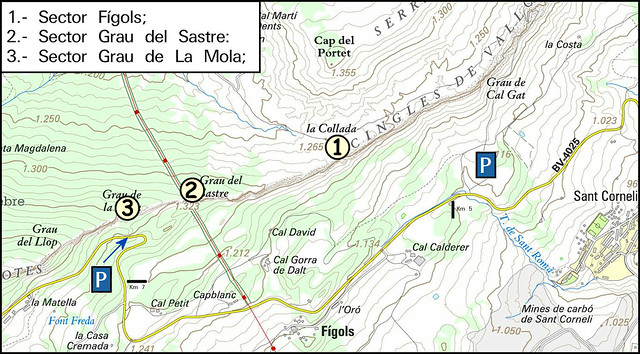 Berguedà - Zona Fígols -00- Localización