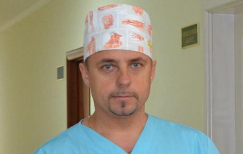 Ігор Дундюк: «Не бійтеся йти до лікарні!»