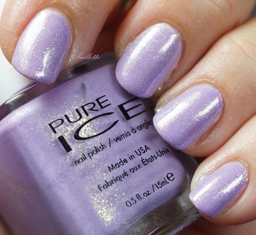 Pure Ice Nail Polish Vegan | Splendid Wedding Company