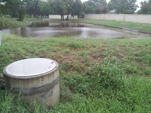 Sendera/Circle C Pond Repairs