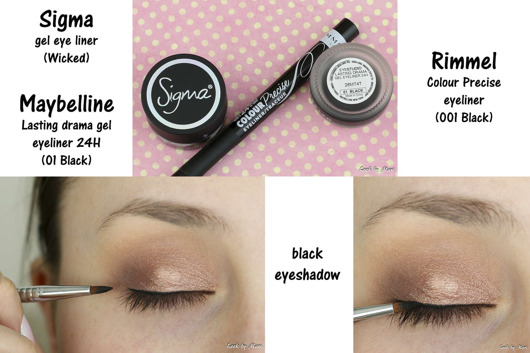3 the best eyeliner gel eye liner how to do