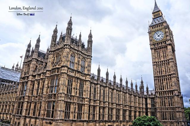 2016 London - Big Ben 01