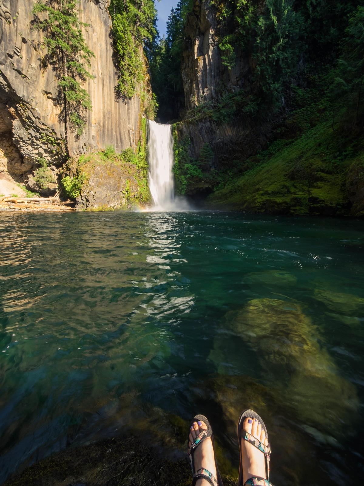 Toketee Falls-8