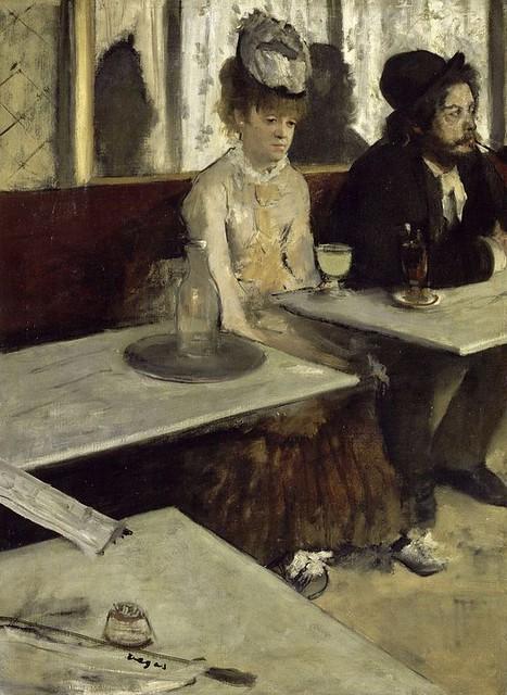 El ajejo - Degas