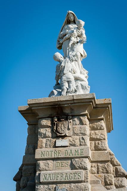 Pointe du Raz. Brittany