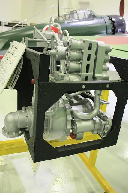 秋水 特呂二号ロケットエンジン IMG_5285