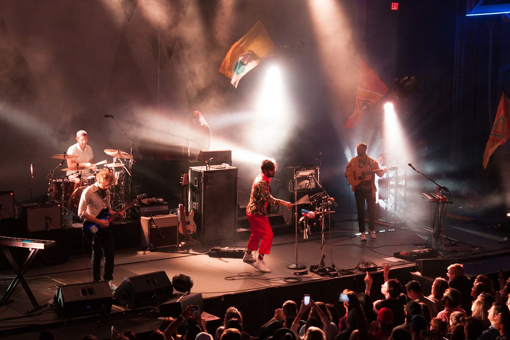 ... Young The Giant At KC Power U0026 Light | By Kevra Relic Photography