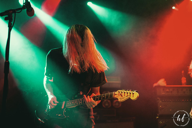 Pulled Apart By Horses - O2 Academy 1 - 29/04/2017