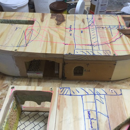 Malval District project - Mordheim table 34477945851_494fa2b05d