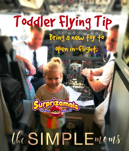toddler flying tip