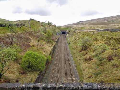 Bleamoor tunnel entrance