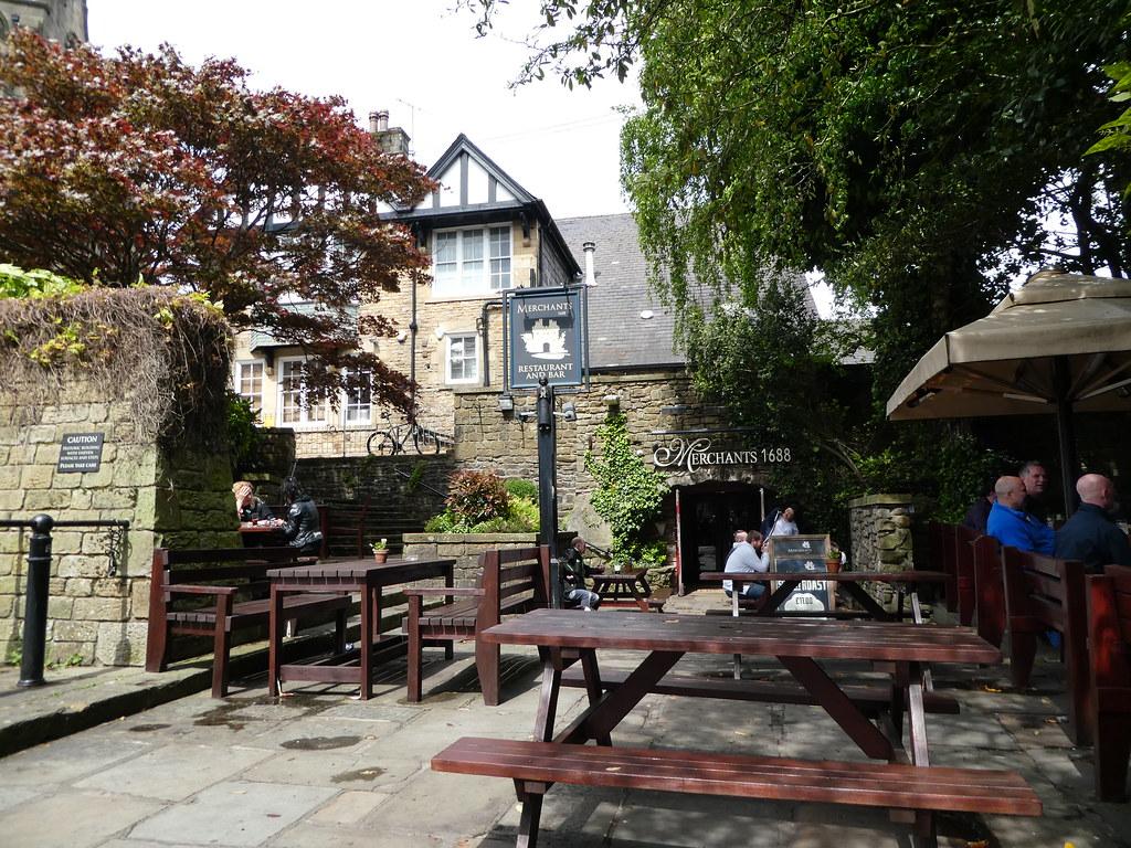 Merchants Restaurant & Bar, Lancaster