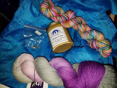 2017 Maryland Sheep & Wool Festival Haul