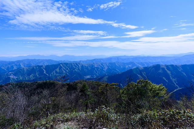 2017.05.04 御岳山〜大岳山〜鋸山