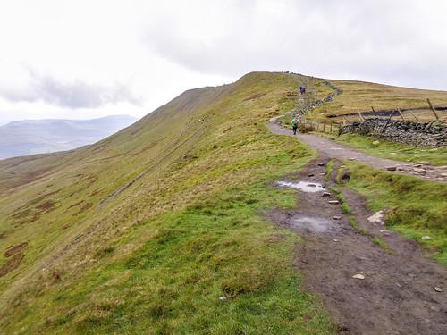 On the Whernside ridge