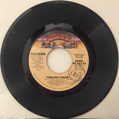SYLVERS:FOREVER YOURS(RECORD SIDE-B)