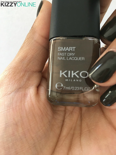 KIKO Milano Cosmetics Naisl Nail Polish Smart Lacquer Dark Chocolate 41