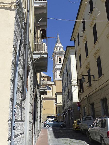 église d'oneglia