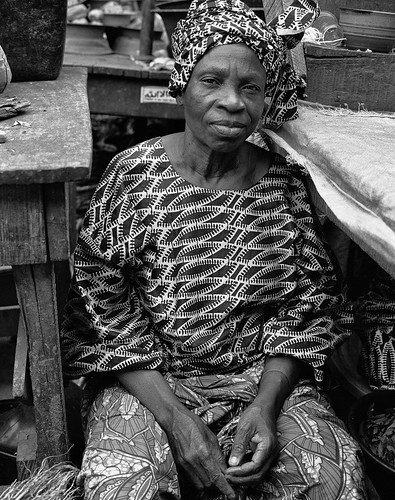 Lagos - My Space Begging for A Photo (Ijora Fish Market) | by * Daniel *