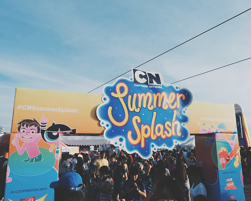 Cartoon Network Summer Splash