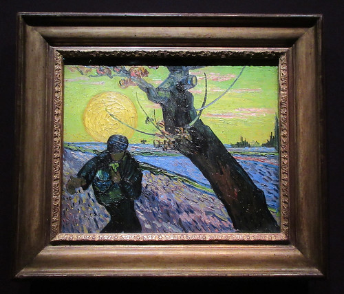 Le Semeur - The Sower - Vincent Van Gogh | by Monceau