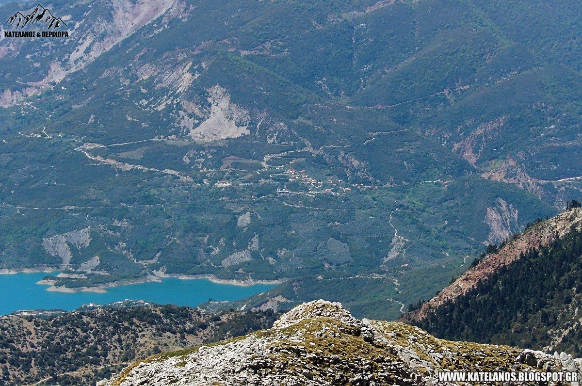 αγιος γεωργιος ευρυτανιας λιμνη κρεμαστων