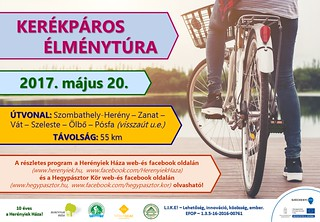 Herényiek kerékpáros élménytúrája (Pósfa 2017)