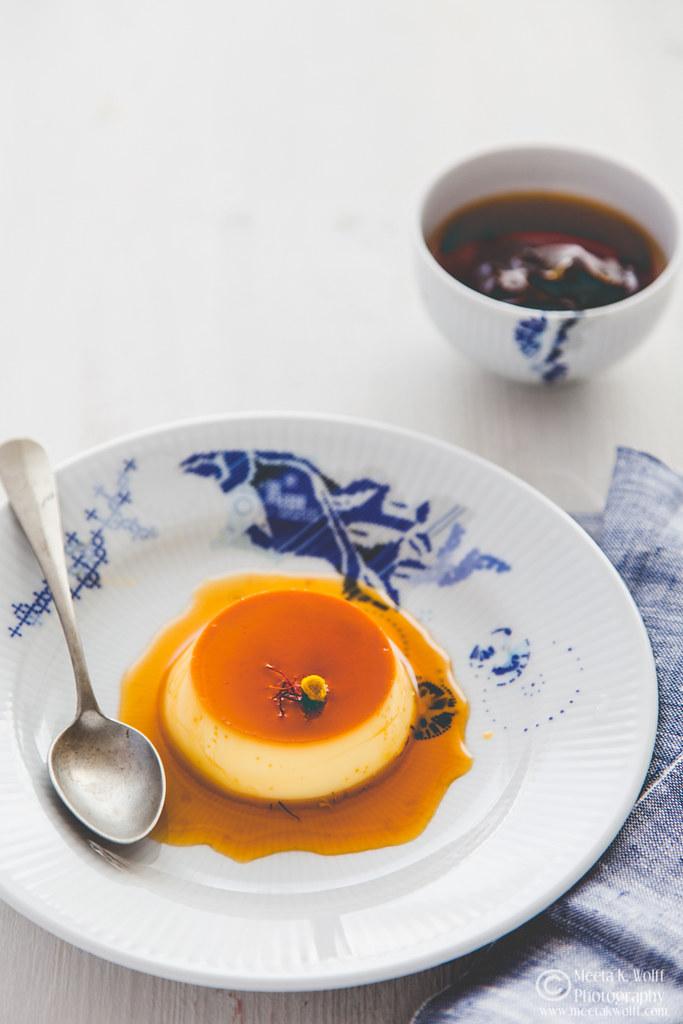 Chamomile Saffron Cream Caramel-by Meeta K. Wolf-7