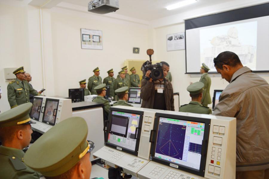 القوات البرية الجزائرية [ Pantsyr-S1 / SA-22 Greyhound ]   33423051444_5fa65069f1_b