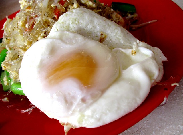 Lok Ming Yuan fried tang hoon, egg