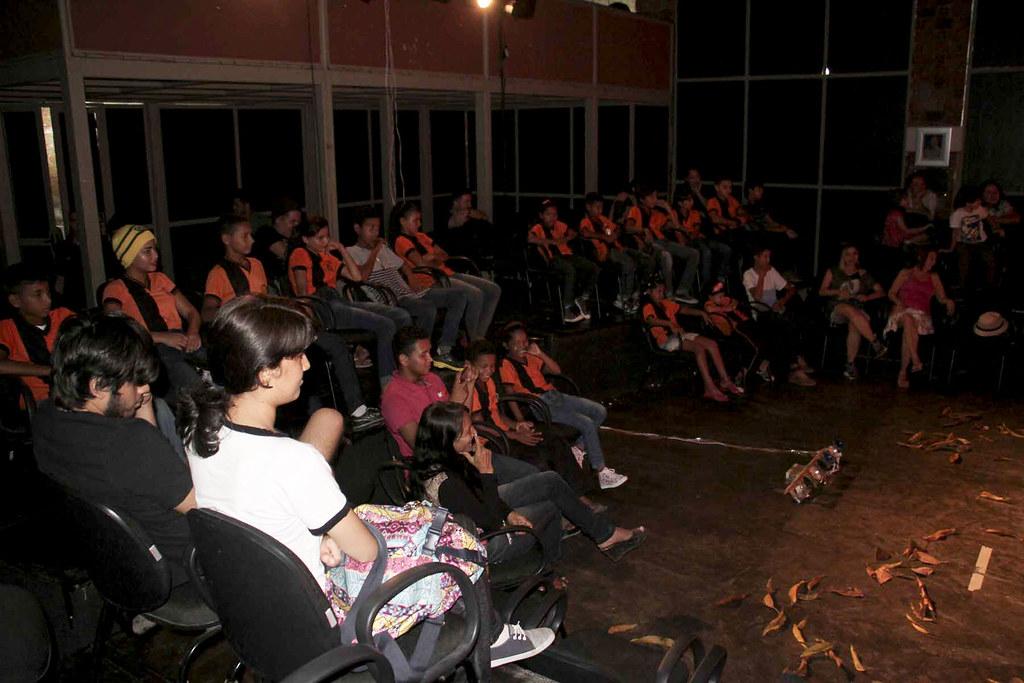 Meninos de Quintal - 11ª Mostra de Teatro do Amazonas - Café Teatro. Fotos: Jhonata Marques