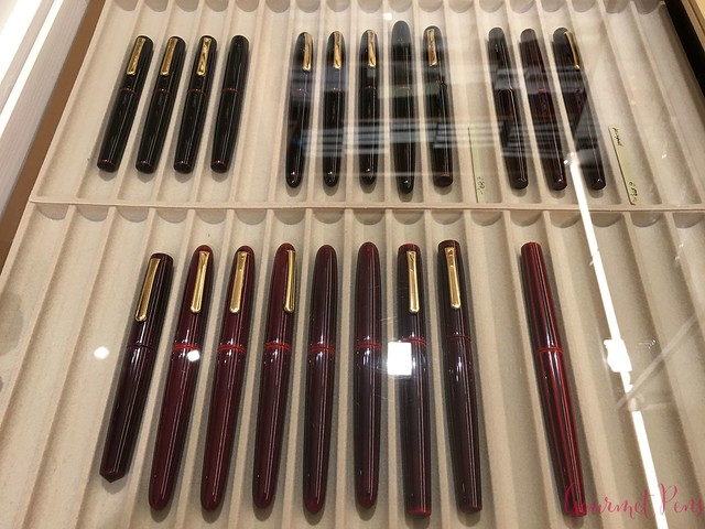 Field Trip Sakura Fountain Pen Gallery in Diest, Belgium @sakurafpgallery 29