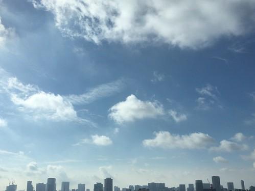 空と雲 2017.5.5