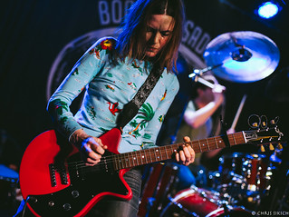 Juliana Hatfield with Laura Stevenson, Monday, April 24, 2017, Boot & Saddle, Philadelphia, PA