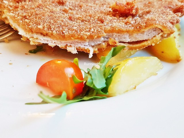 Veal Cutlet Milanese