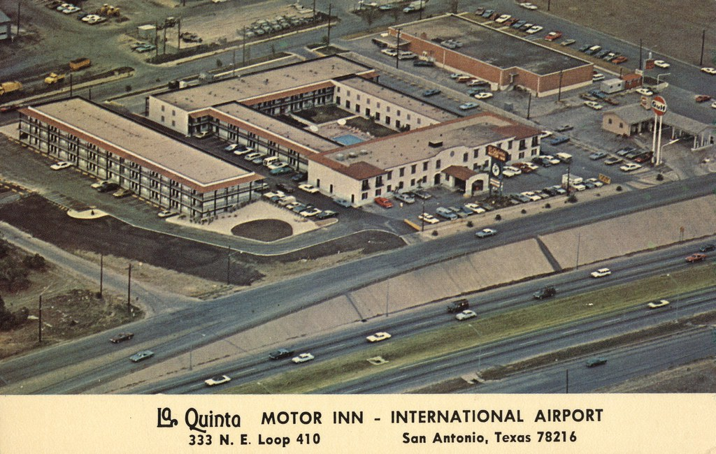 La Quinta Motor Inn - International Airport - San Antonio, Texas