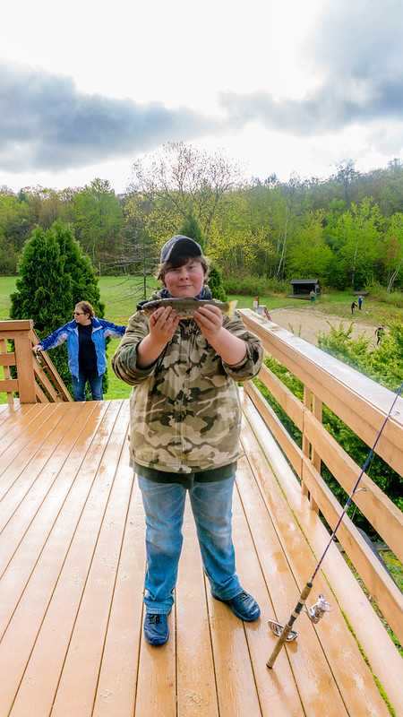 47th Annual Kids Fishing Derby (May 7, 2017)