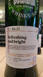 SMWS 84.22 - Refreshing and bright