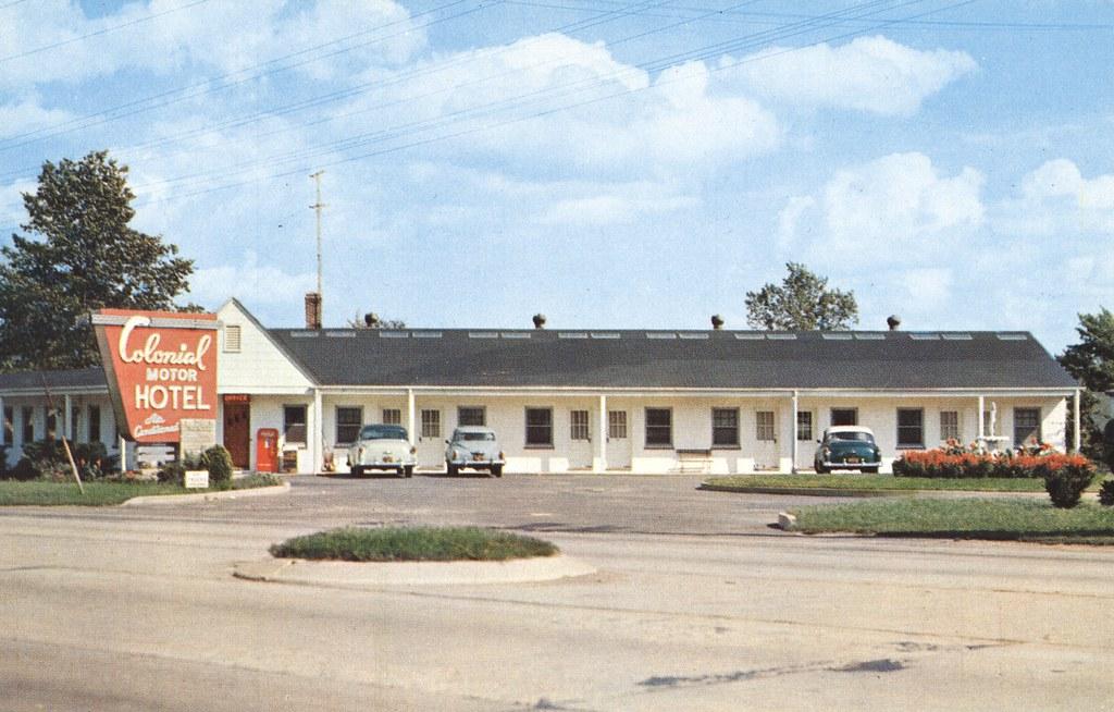 Colonial Motor Hotel - Nixon, New Jersey
