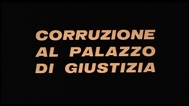corruzionealpalazzodigiustiziatitoli