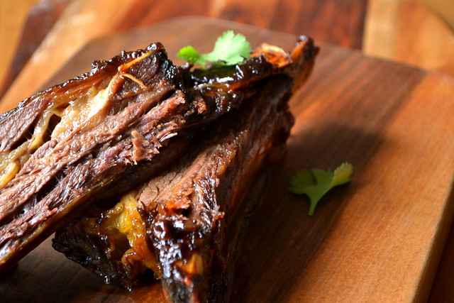 recipe for barbecue short ribs