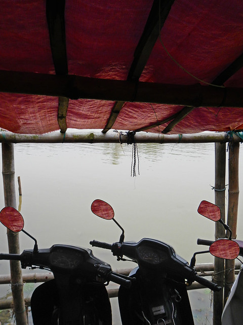 Hoi An motorcycle mirrors