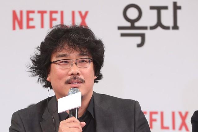 Bong Joon Ho Okja Conference