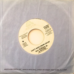 RAY PARKER JR. & RAYDIO:CAN'T KEEP FROM CRYIN'(JACKET B)