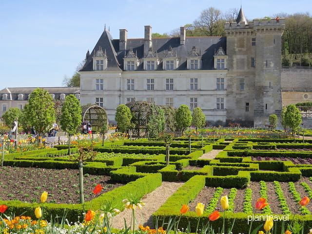 Chateaux de Villandry